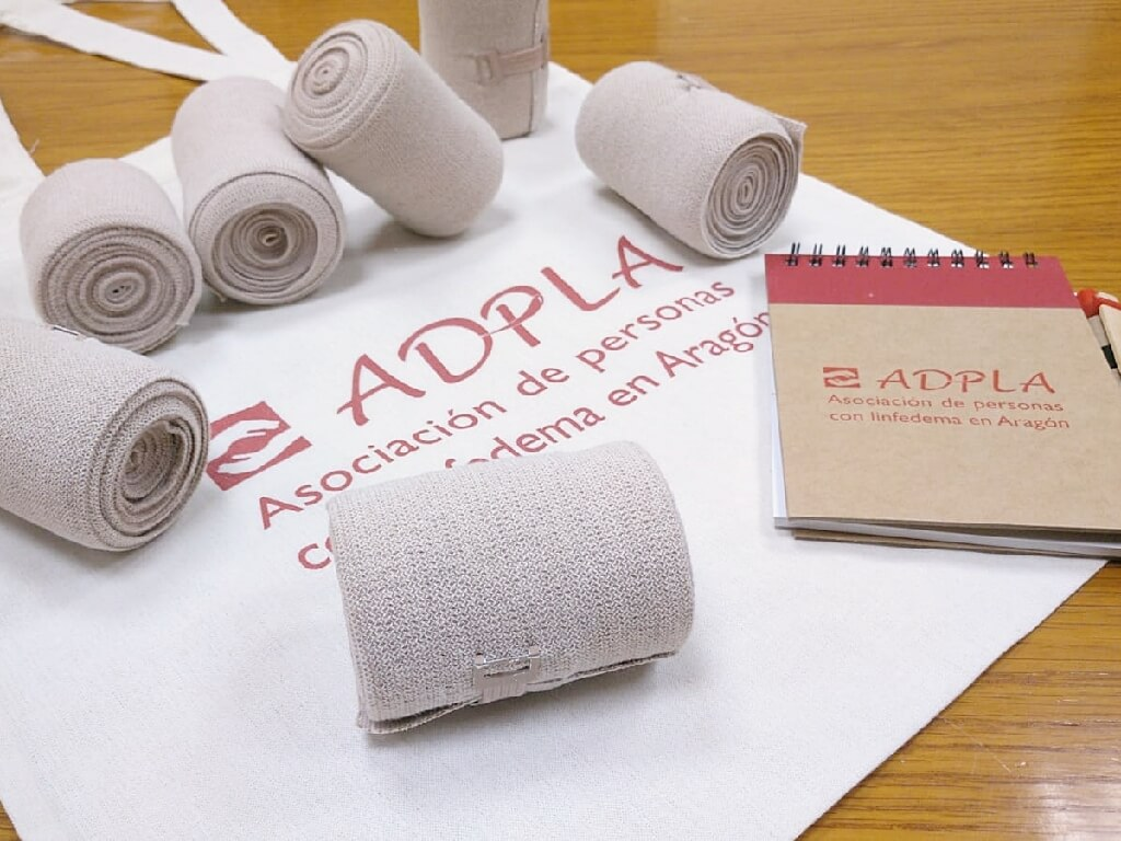 Vuelven los talleres ADPLA detalle vendas