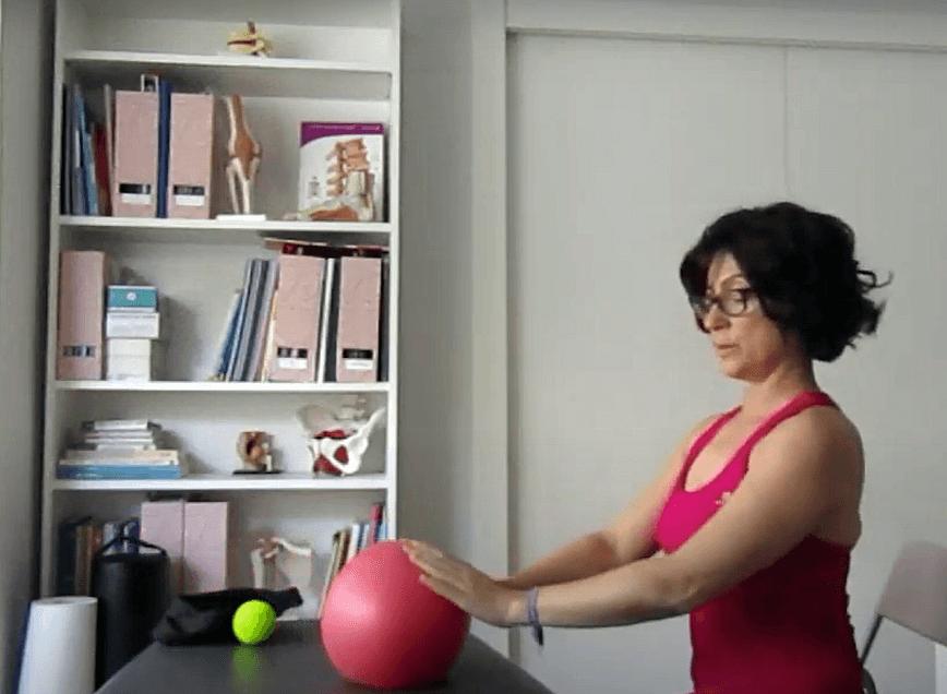 Recuperación de la movilidad en los brazos para pacientes con linfedema